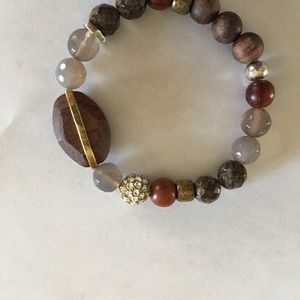 SILPADA Beaded Stretch Bracelet